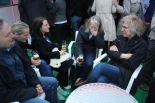 ... as do Klaus Lösch, Barbara Buchenau, Miriam Strube, Katja Sarkowsky, and Heike Paul