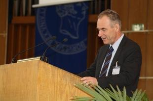 Sverker Sörlin during his keynote address