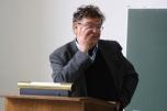 "Heinz Ickstadt speaking about John Williams's Stoner (workshop ""The Campus Novel"")"