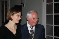 Henrike Viehrig and Lothar Hönnighausen