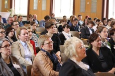 Sylvia Mayer, Catrin Gersdorf, Susanne Rohr, and Susan Schuppli are all ears