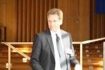 Faculty of Arts dean Andreas Bartels