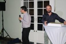 Klaas Staal and Christian Klöckner
